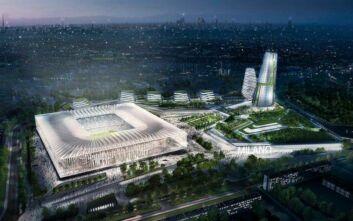 Το νέο κοινό γήπεδο Μίλαν και Ίντερ θα έτοιμο το 2024
