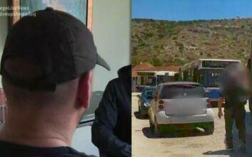 Ξυλοδαρμός οδηγού λεωφορείου στη Βάρκιζα: «Με χτύπαγαν με μπουνιές στο πρόσωπο»