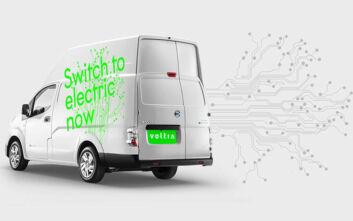 Αυτό είναι το νέο ηλεκτρικό φορτηγό της Nissan