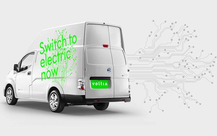 Αυτό είναι το νέο ηλεκτρικό φορτηγό της Nissan – Newsbeast