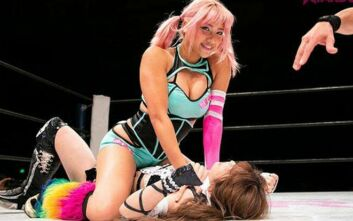 Χάνα Κιμούρα: Νεκρή στα 22 της η Γιαπωνέζα wrestler του Netflix