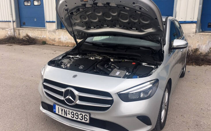 Οδηγούμε την Mercedes-Benz B 200 – Newsbeast