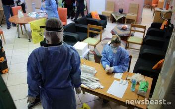 Ελέγχοι και διαγνωστικά τεστ από τον ΕΟΔΥ σε εργαζόμενους του δήμου Γαλατσίου