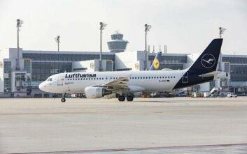 Η Lufthansa αποβλήθηκε από το Χρηματιστήριο της Φρανκφούρτης