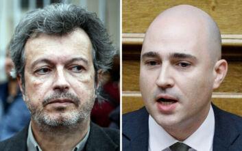 Τατσόπουλος σε Μπογδάνο: Και Βουλή να μην ξαναμπείς, σε περιμένει το Δελφινάριο