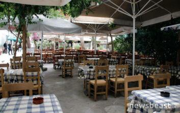 Οδοιπορικό του newsbeast.gr στο κέντρο της Αθήνας: Ανοιχτά αλλά άδεια τα καταστήματα, φοβισμένοι οι λίγοι πελάτες