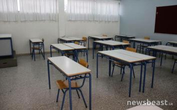 Επιστρέφουν στις τάξεις μαθητές Α' και Β' Λυκείου και Γυμνασίου - Αποστάσεις μέσα κι έξω από τις αίθουσες