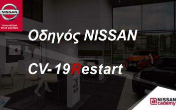 H Nissan κάνει restart