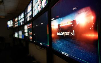 Το ντέρμπι κορυφής Άρης – Ολυμπιακός και όλο το ελληνικό πρωτάθλημα ποδοσφαίρου ασφαλώς στα κανάλια Novasports