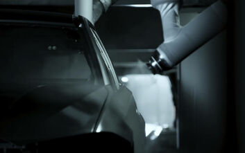 Η Τεχνητή Νοημοσύνη επιστρατεύεται στη βαφή αυτοκινήτων