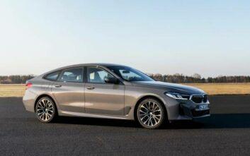 Έρχεται αναβαθμισμένη η νέα BMW Σειρά 6 Gran Turismo