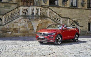 Ξεκίνησε στο Όσναμπρικ η παραγωγή του νέου VW T-Roc Cabriolet