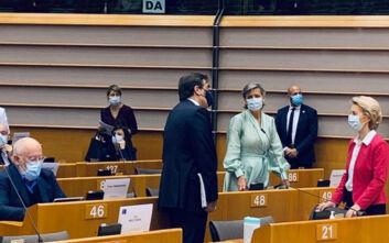 Μαργαρίτης Σχοινάς: Θερμή υποδοχή της πρότασης για το Ταμείο Ανάπτυξης από το Ευρωκοινοβούλιο