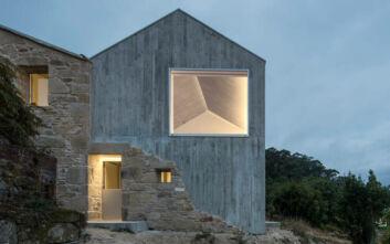 Πώς ένα πέτρινο σπίτι άλλαξε μετά από μια ριζική ανακαίνιση