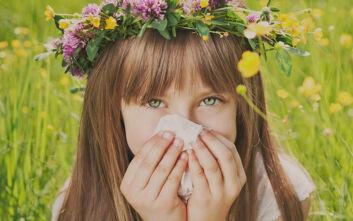Προληπτικός αλλεργιολογικός έλεγχος για παιδιά από τον Όμιλο Ιατρικού Αθηνών