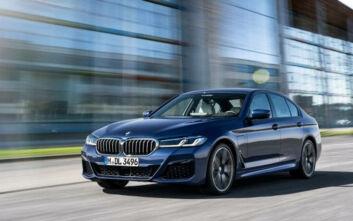 Αυτή είναι η νέα BMW Σειρά 5