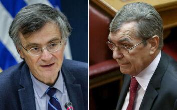 Ο Σωτήρης Τσιόδρας αποχαιρετά τον Δημήτρη Κρεμαστινό: «Διαπρεπής επιστήμονας, ακούραστος δάσκαλος, αξιοπρεπής πολιτικός»