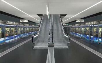 Έτσι θα είναι ο σταθμός Βενιζέλου του Μετρό Θεσσαλονίκης