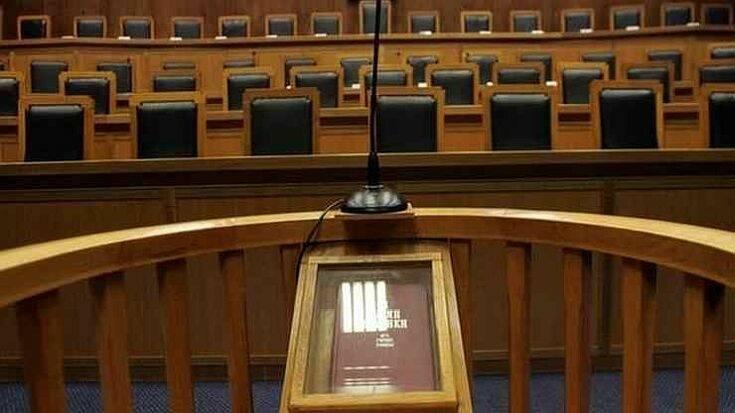 Η πλειοψηφία της Ένωσης Δικαστών και Εισαγγελέων ζητά αποτελεσματική φύλαξη των δικαστηρίων