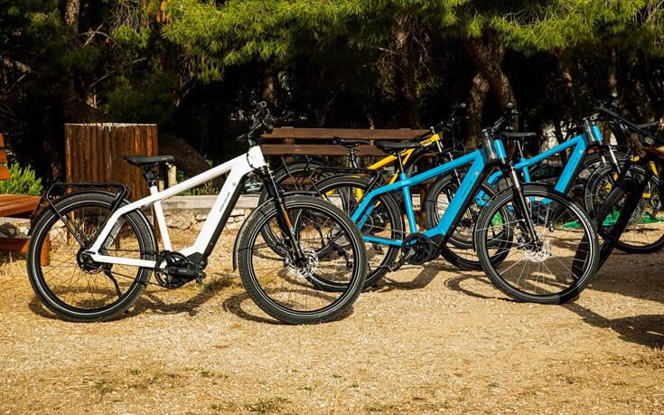 Ηλεκτρικά ποδήλατα από την Kosmocar – Newsbeast
