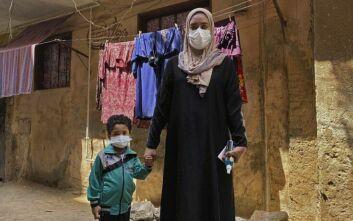 Για τρίτη ημέρα καταγράφεται ημερήσιο αρνητικό ρεκόρ κρουσμάτων κορονοϊού στην Αίγυπτο