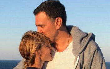 Τζένη Μπαλατσινού σε Κικίλια: «Χρόνια πολλά μωρό μου»
