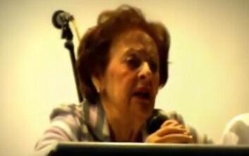Ροζίνα Ασσέρ Πάρδο: Έφυγε από τη ζωή η «Άννα Φρανκ» της Θεσσαλονίκης