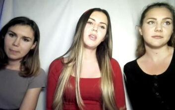Το χριστιανικό ραπ από τρεις αδελφές στην Αθήνα που «έβαλε φωτιά» στο διαδίκτυο