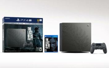 Γιορτάζουμε το επερχόμενο The Last of Us Part II με ένα συλλεκτικό bundle με το PS4 Pro