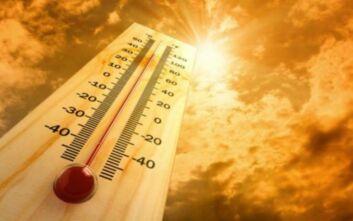 Καιρός: Θερμή εισβολή στην Κρήτη - Ξεπέρασε τους 38 βαθμούς η θερμοκρασία