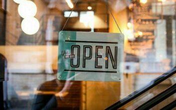 Αυτές είναι όλες οι επιχειρήσεις που ανοίγουν τη Δευτέρα