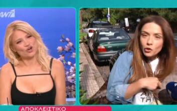 Βάσω Λασκαράκη: Οι πρώτες δηλώσεις μετά τις φήμες για εκπομπή στον Alpha