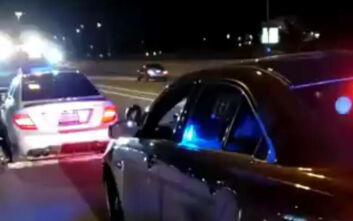 Δεκαεννιάχρονος πιάστηκε να οδηγεί το αυτοκίνητο του μπαμπά του με 308 χιλιόμετρα την ώρα