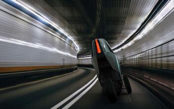 Το δαιμονισμένο τρίκυκλο των 270 αλόγων που πιάνει πάνω από 240 χλμ/ώρα