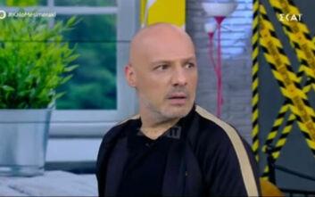 Σοκαρίστηκε ο Νίκος Μουτσινάς: «Συγγνώμη για την παρέμβαση, είμαι ο Γιώργος Γεωργίου»