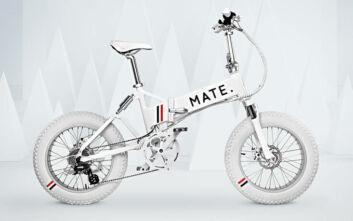 Ένα εκπληκτικό e-bike που μάζεψε κοντά στις 400.000 ευρώ για να γίνει πραγματικότητα