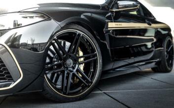 Η Manhart έφτιαξε τη γρηγορότερη BMW M8