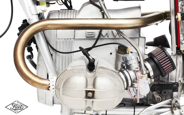 Η Fuel μετατρέπει μια BMW R100 RS σε ρετρό νοσταλγία – Newsbeast