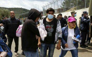 Χίος: Στο νοσοκομείο περίπου 30 αιτούντες άσυλο με συμπτώματα τροφικής δηλητηρίασης