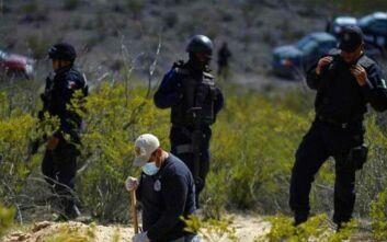 Μεξικο: Τουλάχιστον 25 πτώματα βρέθηκαν σε ομαδικό τάφο κοντά στη Γουαδαλαχάρα