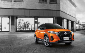 Το νέο ηλεκτρικό sub-compact SUV Nissan Kicks e-POWER