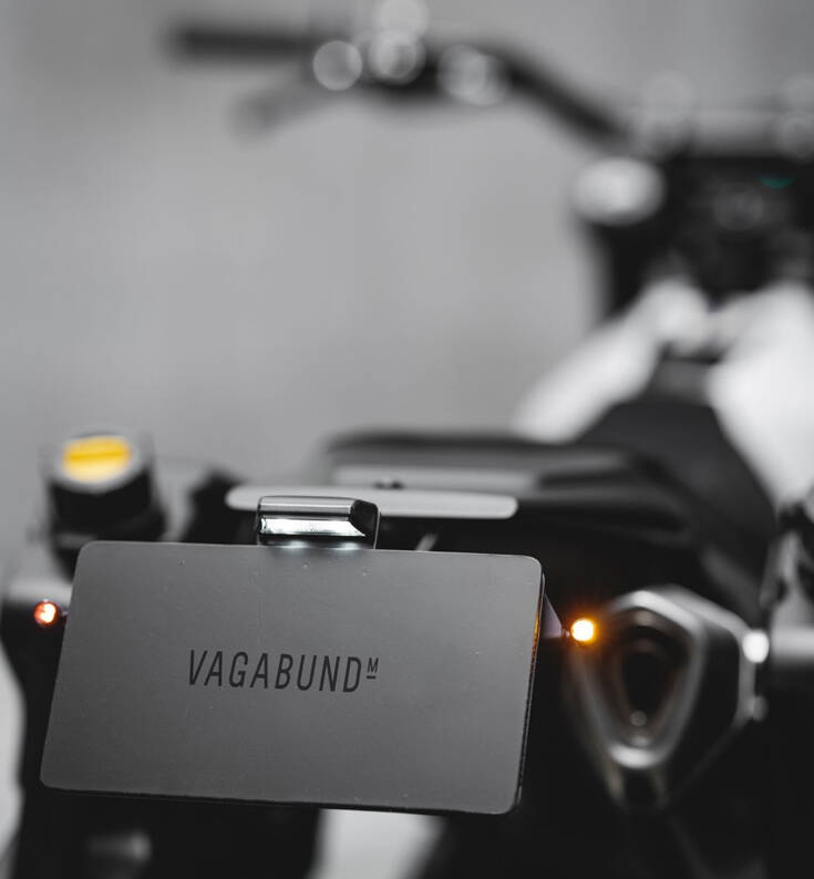 Η Vagabund σε μια ανακατασκευή που βγήκε από 3D printer – Newsbeast