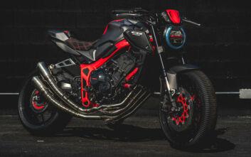 Απολαύστε εκπληκτικές custom δημιουργίες από τον διαγωνισμό της Honda