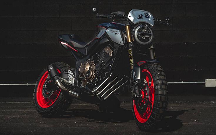 Απολαύστε εκπληκτικές custom δημιουργίες από τον διαγωνισμό της Honda – Newsbeast