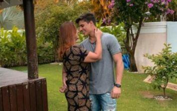 Η μητέρα του Νεϊμάρ τα ξαναβρήκε με τον 23χρονο και σκέφτονται να παντρευτούν