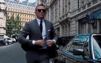 Δείτε νέες φωτογραφίες από την ταινία James Bond: No Time To Die