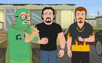 Netflix: Η… ανίερη σειρά κινουμένων σχεδίων που πρέπει να δεις