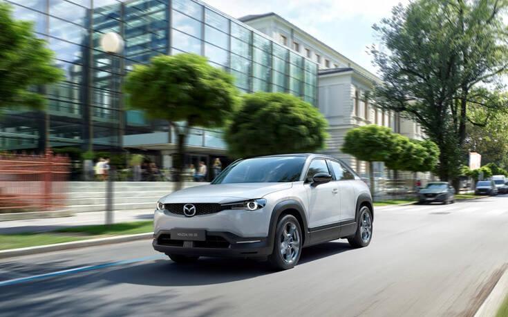 Ξεκίνησε η παραγωγή του ηλεκτρικού Mazda MX-30 – Newsbeast