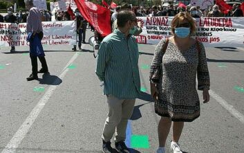 ΓΣΕΕ: Εκδηλώσεις μνήμης και τιμής σε όλη τη χώρα για την Εργατική Πρωτομαγιά