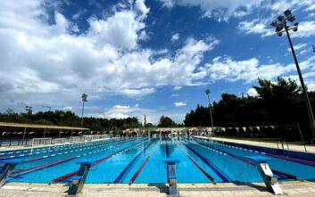 Επαναλειτουργεί από 1η Ιουνίου ανακαινισμένο για το κοινό το Ανοιχτό Κολυμβητήριο Γουδή